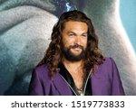 jason momoa at the los angeles... | Shutterstock . vector #1519773833