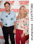 """Small photo of LOS ANGELES - SEP 25: Robert Hays at the 55th Anniversary of """"Gilligan's Island"""" at the Hollywood Museum on September 25, 2019 in Los Angeles, CA"""