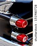 Classic Car Rear Lights
