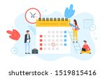schedule  appointment  planning.... | Shutterstock .eps vector #1519815416
