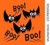 Halloween Bats Of Halloween An...