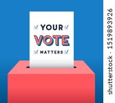 Voting Background   Vector...