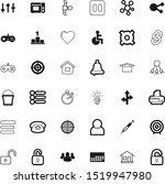 button vector icon set such as  ...   Shutterstock .eps vector #1519947980