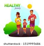 Athletic Family Training Flat...