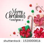 christmas vector background... | Shutterstock .eps vector #1520000816