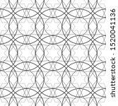 seamless geometric pattern....   Shutterstock .eps vector #1520041136
