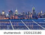 Blue Solar Cell Panels  New...