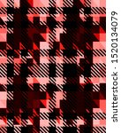 abstract seamless plaid... | Shutterstock . vector #1520134079
