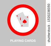 playing card illustration  ...   Shutterstock .eps vector #1520238350