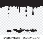 vector background with black... | Shutterstock .eps vector #1520242670