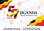 logo banner design 57th the...   Shutterstock .eps vector #1520324246