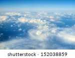 Flying Above The Clouds. View...