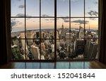 new york   august 30  2013 ... | Shutterstock . vector #152041844