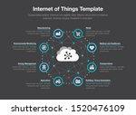 simple vector infographic... | Shutterstock .eps vector #1520476109
