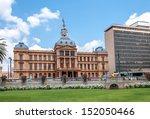 Church Square In The Pretoria