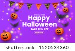 creative sale poster for... | Shutterstock .eps vector #1520534360