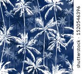 tropical background seamless... | Shutterstock .eps vector #1520546396
