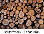 firewood   Shutterstock . vector #152056004