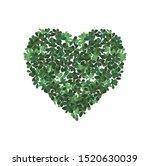 vector illustration of leaf... | Shutterstock .eps vector #1520630039