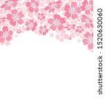 vector illustration pink... | Shutterstock .eps vector #1520630060