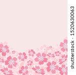 vector illustration pink... | Shutterstock .eps vector #1520630063