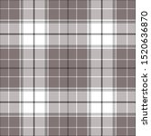 plaid pattern seamless vector.... | Shutterstock .eps vector #1520636870