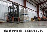 Industrial Reach Forklift...