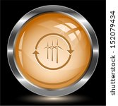 wind turbine. internet button.... | Shutterstock .eps vector #152079434