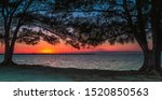 Panoramic View Of Colorful...