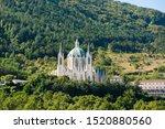 basilica santuario di maria... | Shutterstock . vector #1520880560