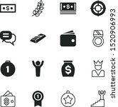 success vector icon set such as ... | Shutterstock .eps vector #1520906993