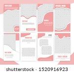social media banner template...   Shutterstock .eps vector #1520916923