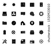 set 1 of ui and ux icon in...
