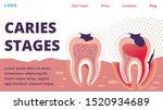 dental clinic  stomatology... | Shutterstock .eps vector #1520934689
