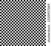 Black And White Check Pattern...