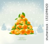 Stylized Christmas Tree From...