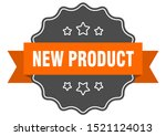 new product isolated seal. new...   Shutterstock .eps vector #1521124013