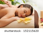 beauty  holidays and spa... | Shutterstock . vector #152115620
