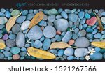 seamless vector background of a ... | Shutterstock .eps vector #1521267566