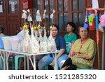 lampang  thailand  september 28 ... | Shutterstock . vector #1521285320