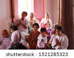 lampang  thailand  september 28 ... | Shutterstock . vector #1521285323