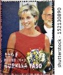 Burkina Faso   Circa 1997  A...