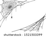 Spider Web For Cards And...