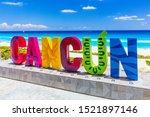 Cancun  Mexico   April 23  2019 ...