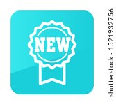 new tag and ribbons icon. e...