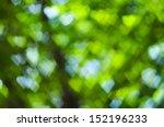 Green Heart Bokeh Abstract...
