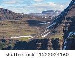 putorana plateau landscape.... | Shutterstock . vector #1522024160