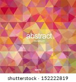 abstract background for design | Shutterstock .eps vector #152222819