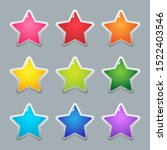 stars   buttons for the design...