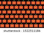 halloween background. festive... | Shutterstock .eps vector #1522511186